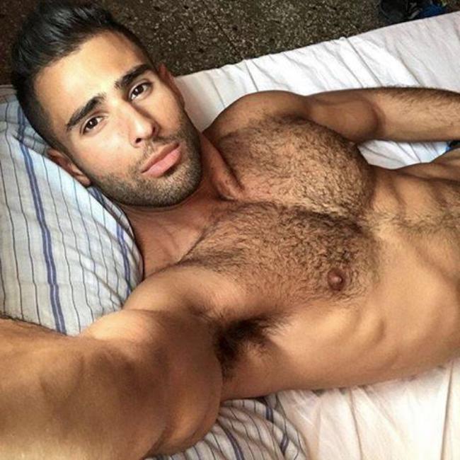 Hot guys Hot Selfies Gay men