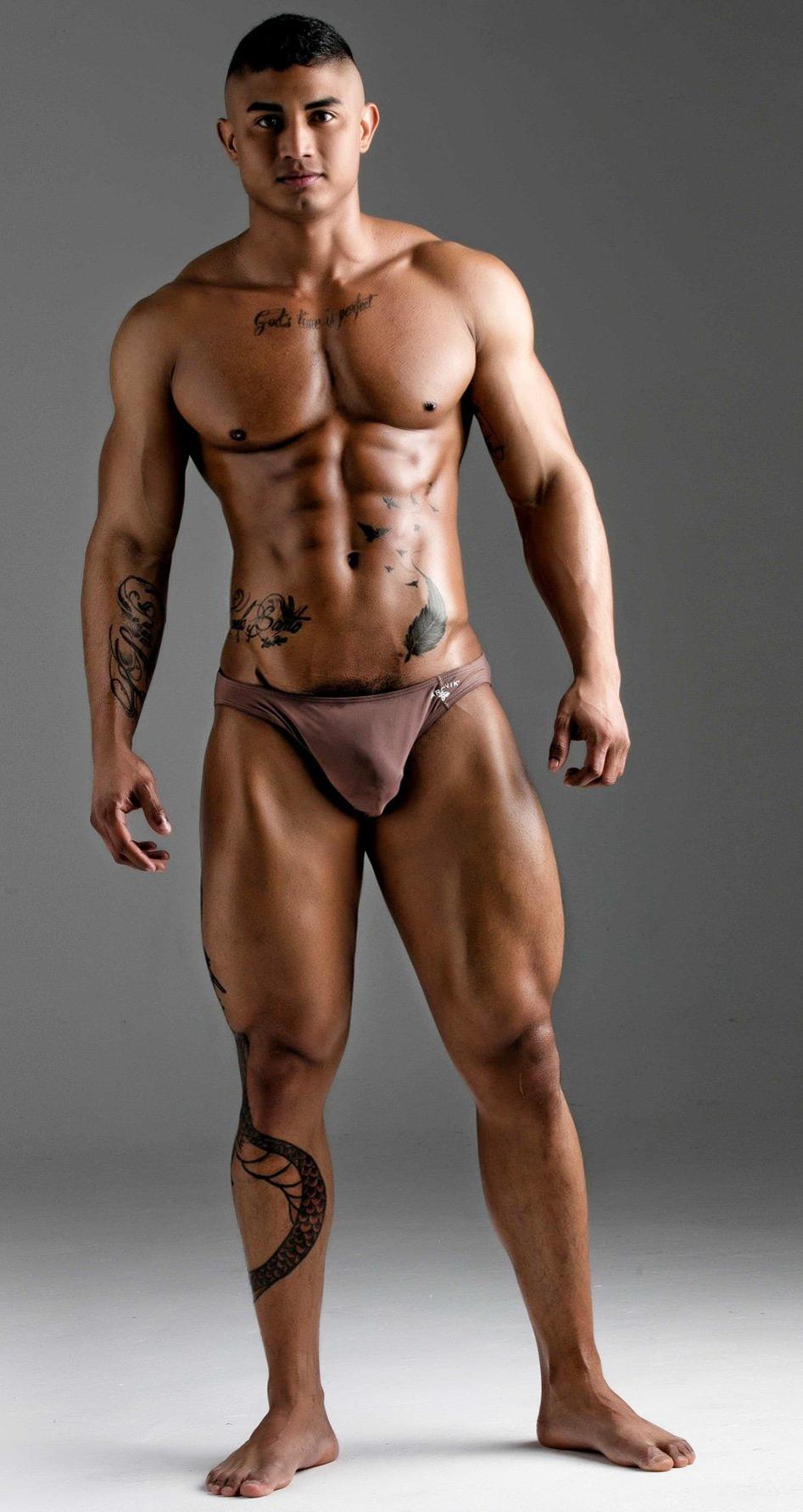 bikini 4 Mens sides 1