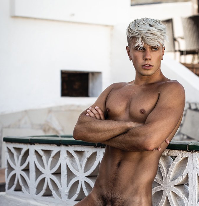 Adam Jakubowski model from Poland